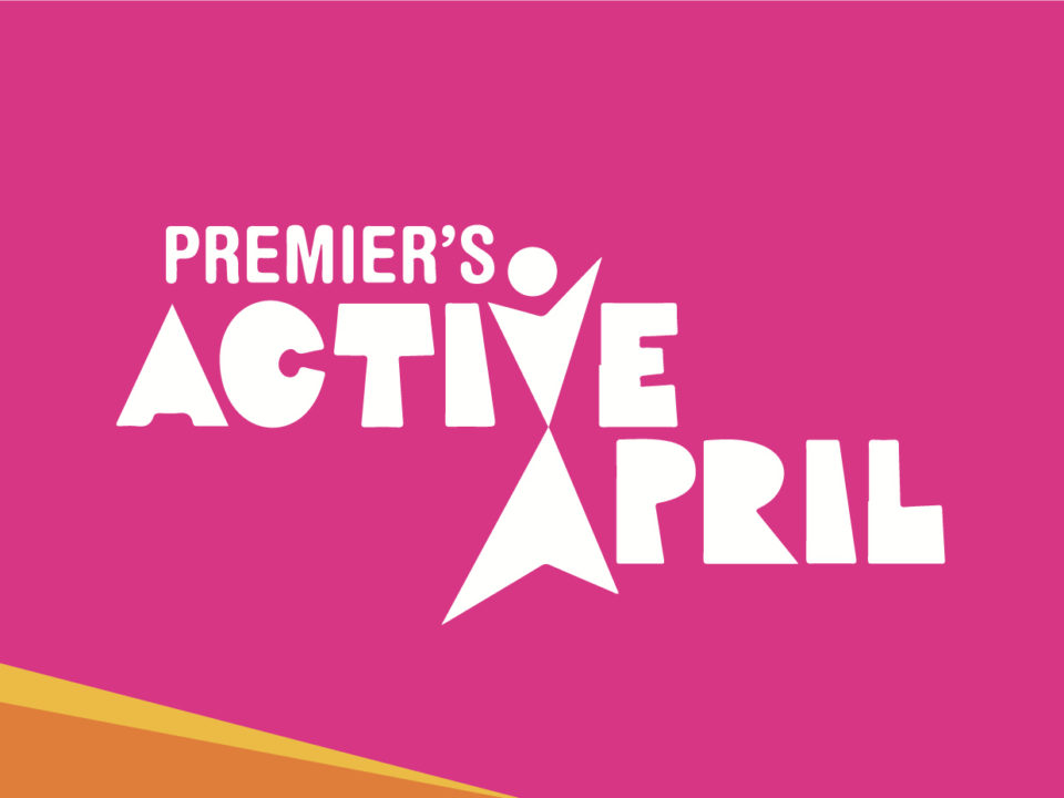 Active April Blog Header